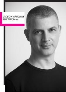 Gideon Amichay, NO, NO, NO, NO, NO, YES