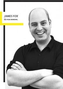 James Fox, Red Peak Branding