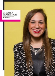 Melissa Rosenthal, Buzzfeed